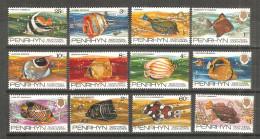 Serie Nº 42/52 Penryn - Fische