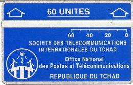 @+ Tchad - ONPT 60U - L&G N°706F... - Tsjaad