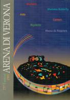 ARENA DI VERONA   1997   PUBBLICAZIONE  UFFICIALE DELLA 75a STAGIONE  LIRICA - Books, Magazines, Comics