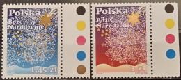 Poland, 2008, Mi: 4401/02 (MNH) - 1944-.... République