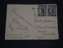 CONGO BELGE - Carte Postale De Lion Pour La La Belgique - A Voir - L 1338