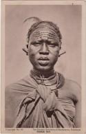 SUDAN Editor In Khartoum 83 SHILLUK Girl Bijoux Scarifications - Soudan