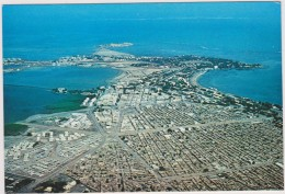 AFRIQUE,AFRICA,AFRIKA,ex Colonie,DJIBOUTI ,JABUUTI,vue Aerienne Superbe - Djibouti