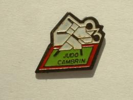 JUDO - CAMBRIN - Judo