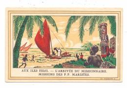 FIJI - Mission, Ethnic / Völerkunde - Fidschi