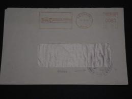FRANCE - Enveloppe Pendant Les Grêves Des P.T.T. En 1974 à Chauny - A Voir - L 1359 - Marcophilie (Lettres)