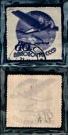83262) Russia-1934-10° Anniversario Della Posta Aerea Monoplano-n.A45 Tipo B-usato- Cat 16 Euro - Usati