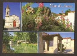 Ciré D´Aunis  - L´Eglise , L´Hôtel De Ville , Le Canal - Autres Communes