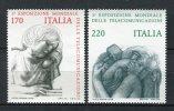 Italia 1979. Yvert 1400-01 ** MNH. - 1971-80:  Nuevos