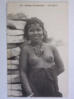 Nus Ethniques - Afrique Occidentale - Fille Maure - Seins Nus - Afrique Du Sud, Est, Ouest
