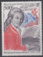 Wallis Et Futuna 1991 Yvertn° LP PA 172 ***  MNH Cote 16 Euro Mozart - Poste Aérienne