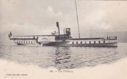 BATEAU VILLE D'ANNECY (dil267) - Barcos