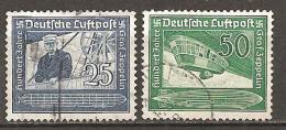 DR 1938 // Michel 669/670 O (3764) - Deutschland