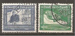 DR 1938 // Michel 669/670 O (3763) - Deutschland