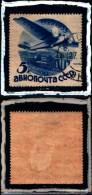 83274) Russia-1934-10° Anniversario Della Posta Aerea Monoplano-n.A41- Tipo B-usato- Cat 16 Euro - Usati
