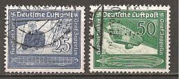 DR 1938 // Michel 669/670 O (3760) - Deutschland