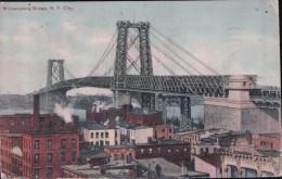 Williamsburg Bridge, N.Y. City (1912) - Ponts & Tunnels