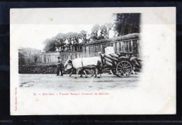 BAYONNE - 64 - Pays Basque - Paysan Basque Revenant Du Marché 1900... - Bayonne