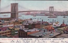 Brooklyn Bridge, New-York (1907) - Ponts & Tunnels