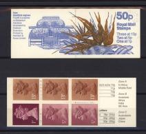 GB  -  Carnets  :  Yv  C 1245    SG  FB  45   ** - Markenheftchen