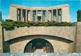 CPM - BASTOGNE - Memorial Americain - Bastenaken