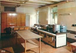 CPM - CUL-DES-SARTS - Centre De Convalescence - Cuisine - Cul-des-Sarts