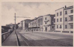 1940circa-Ancona Via Guglielmi Marconi, Cartolina Non Spedita - Ancona