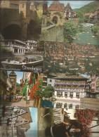 8 CARTOLINE FRANCIA (65) - Cartoline