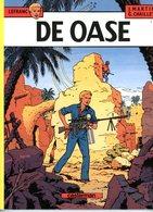 Lefranc - De Oase (1ste Druk)  1981 - Lefranc
