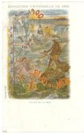 EXPO 1900 . PALAIS DE LA MER - Ausstellungen
