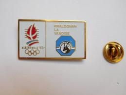 JO Jeux Olympiques Albertville 92 , Pralognan La Vanoise , COJO 1992 - Olympische Spiele