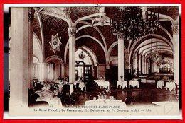 62 - Le TOUQUET - PARIS PLAGE --  Le Royal Picardy - Le Restaurant - Le Touquet