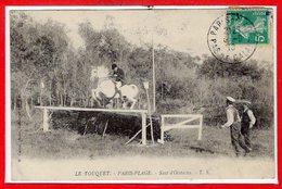 62 - Le TOUQUET - PARIS PLAGE --  Saut D'obstacles - Le Touquet