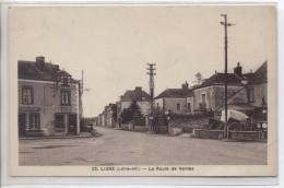 44 - LIGNE - La Route De Nantes - Ligné