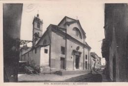 G , Cp , 20 (2A) , AJACCIO , La Cathédrale - Ajaccio
