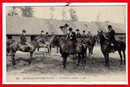 62 - Le TOUQUET - PARIS PLAGE --  Une Chasse à Courre - Le Touquet
