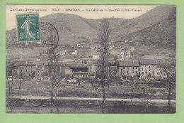 BESSEGES : Vue Générale Du Quartier Du Bas Travers. 2 Scans. Edition Coutarel - Bessèges