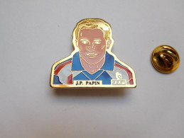 Football , FFF , Equipe De France 92 , Euro 92 , JP Papin   , Signé Promo Pub´s - Football