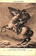 [DC3176] CPA - MUSEE DE VERSAILLES - JACQUES LOUIS DAVID - NAPOLEONE BONAPARTE - Non Viaggiata - Old Postcard - Storia
