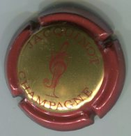 CAPSULE-CHAMPAGNE JACQUINOT N°02 Or, Cont. Bordeaux