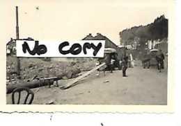 QUIEVRAIN    Photo Allemande 1940 - Quiévrain