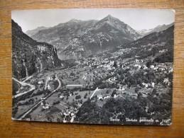 Carte Assez Rare , Varzo , Veduta Générale - Italie