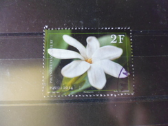 POLYNESIE FRANCAISE TIMBRE OBLITERE 1076 - Polynésie Française