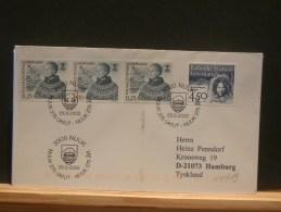 61/319  LETTRE GROENLAND - Groenland