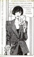 Calendario Card Valentina Crepax 1998 Pubblicita' Videomat - Publicidad