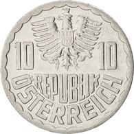 Autriche, 10 Groschen, 1995, Vienna, TTB+, Aluminium, KM:2878 - Autriche
