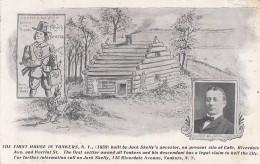Histoire - Amérique - A. Van Der Donck Skelly - Trapper Hunter Founder Of Yonkers - Terre Héritier - 1907 - Indiens De L'Amerique Du Nord