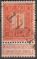PELLENS Cijfer Nr. 108 Voorafgestempeld Nr. 2183 Type B TONGRES 1913 + REBUT ; Staat Zie Scan ! Inzet Aan 10 € ! - Precancels