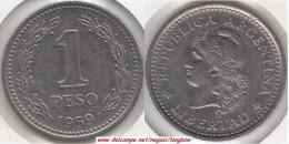 Argentina 1 Peso 1959 KM#57 - Used - Argentina