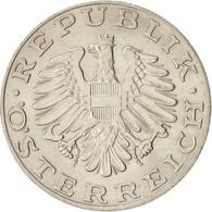 Autriche, 10 Schilling, 1991, SPL, Copper-Nickel Plated Nickel, KM:2918 - Autriche